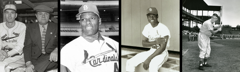 Past St. Louis Cardinals baseball players