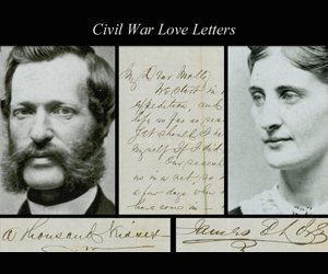 Civil War Love Letters Logo