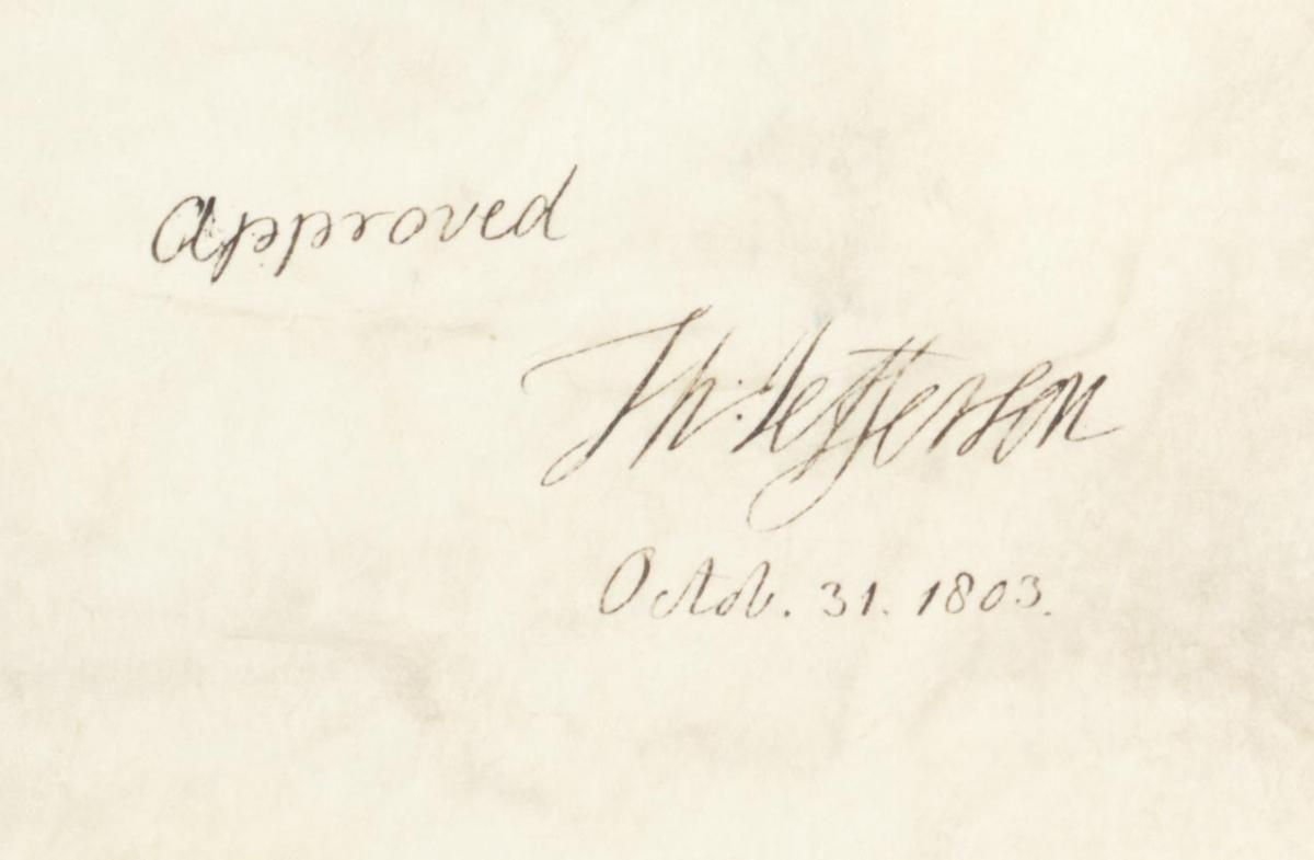 the louisiana purchase treaty essay Louisiana, or la louisiane as the french called it, was a quiet place with  the  senate ratified the treaty of purchase on october 20, 1803 by a vote of 24 to 7.