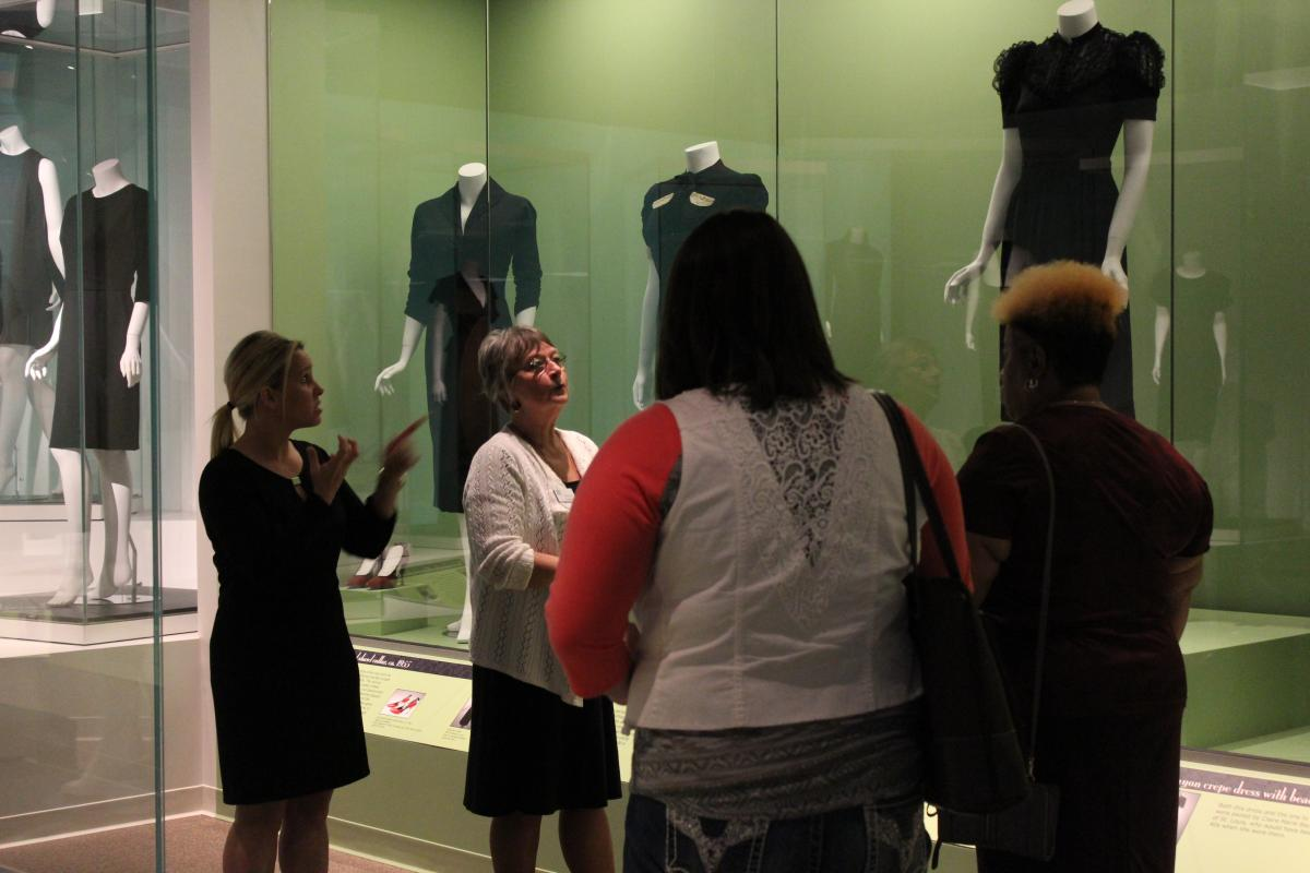 Photo of ASL Tour in the Little Black Dress gallery