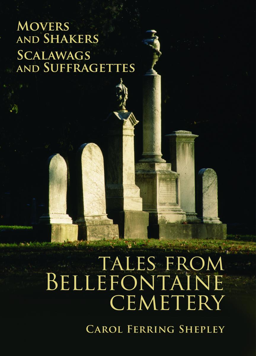Cover of Tales from Bellefontaine Cemetery