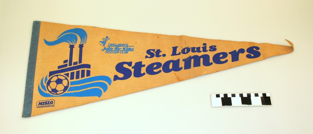 St. Louis Steamers Pennant