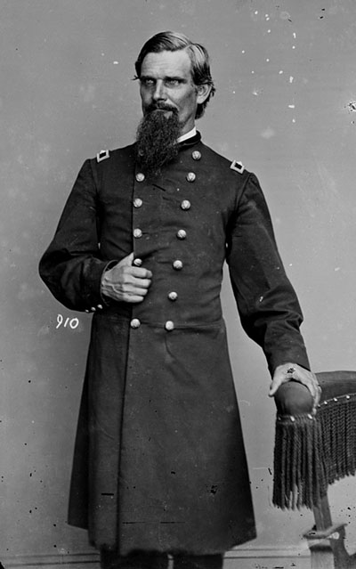 Union general Dan Dustin