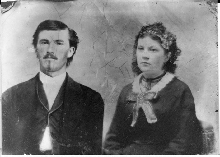 Henry and Hannah Bailey
